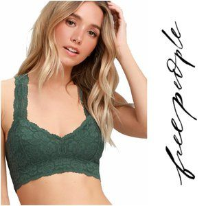BOGO NWT Free People Lace Galloon Bralette